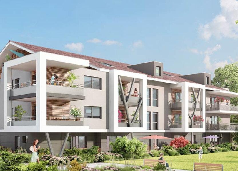 Appartement à vendre 84m2 à Douvaine