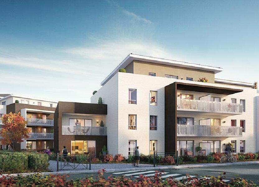 Appartement à vendre 65.53m2 à Vétraz-Monthoux