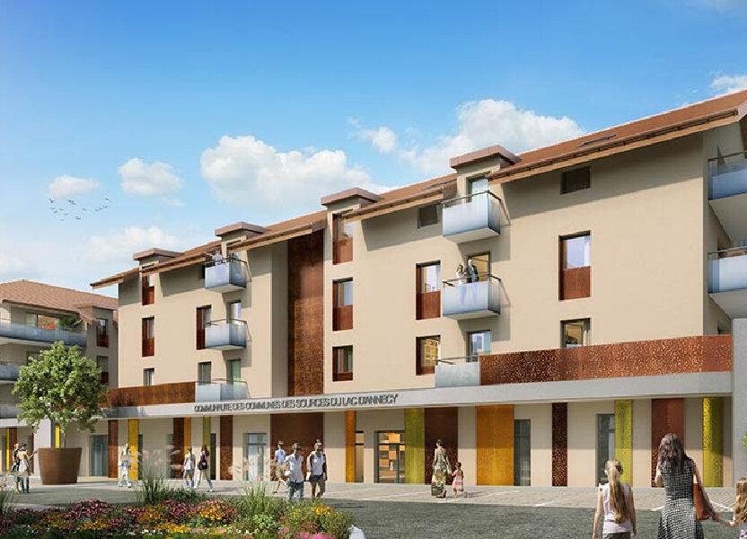 Appartement à vendre 47.88m2 à Faverges