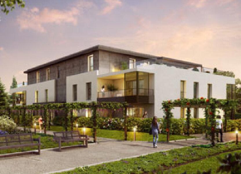 Appartement à vendre 65.19m2 à Vétraz-Monthoux