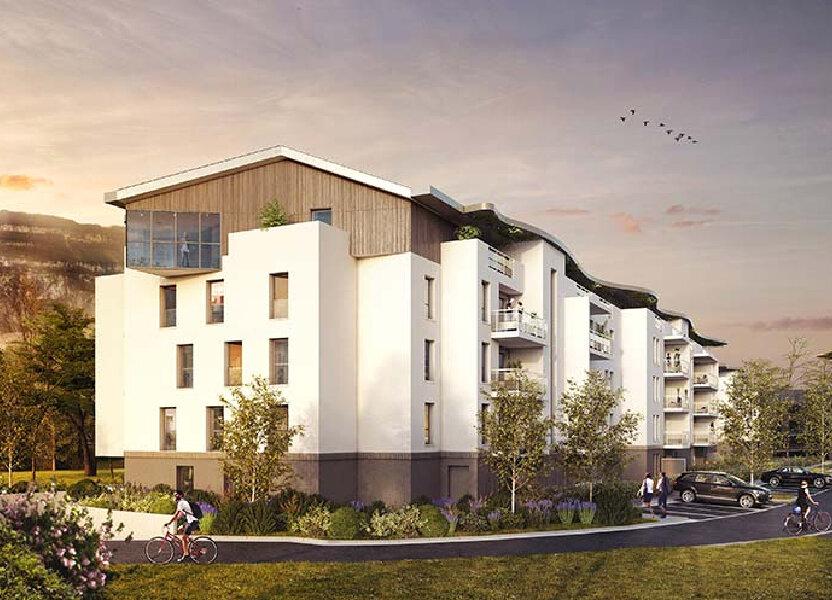 Appartement à vendre 40.58m2 à Étrembières
