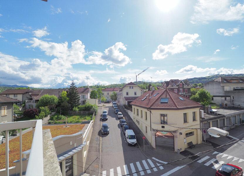 Appartement à louer 43.86m2 à La Roche-sur-Foron