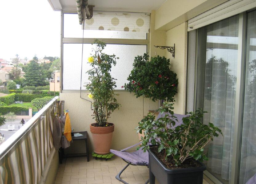 Appartement à louer 63.55m2 à Saint-Laurent-du-Var