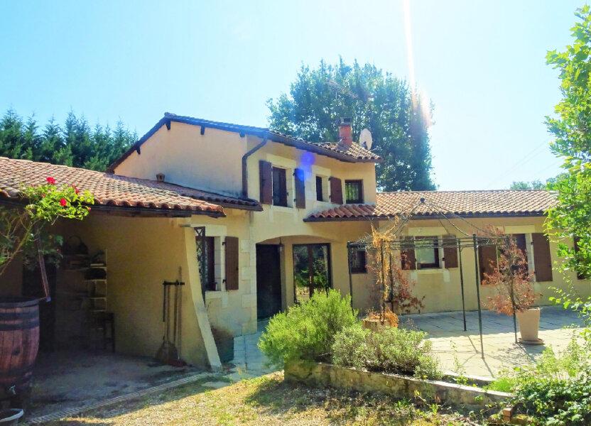 Maison à vendre 113m2 à La Chapelle-Gonaguet