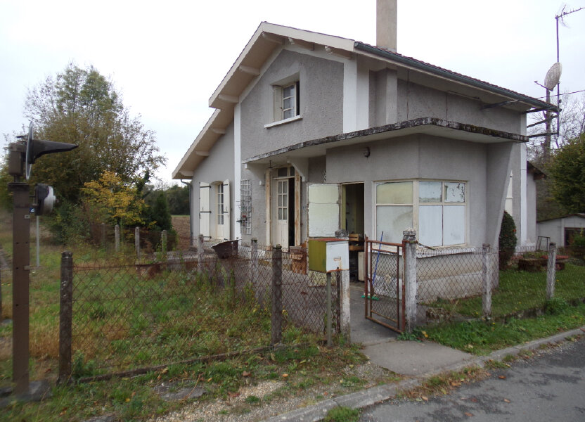 Maison à vendre 92m2 à Château-l'Évêque
