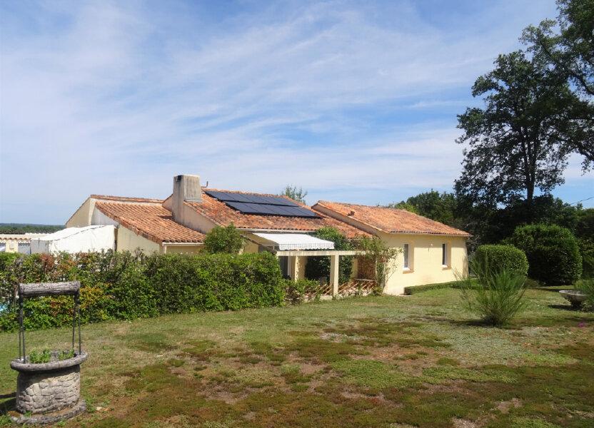 Maison à vendre 135m2 à Marsac-sur-l'Isle