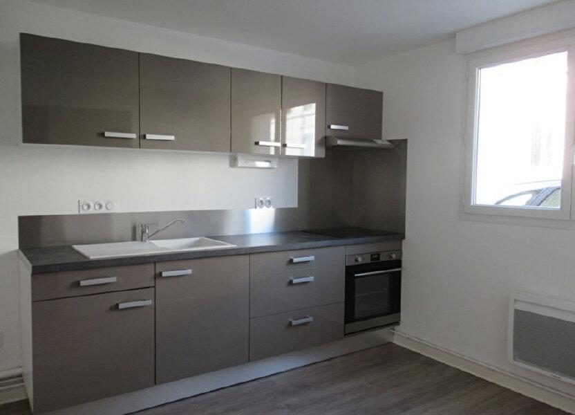 Appartement à louer 37.75m2 à Périgueux