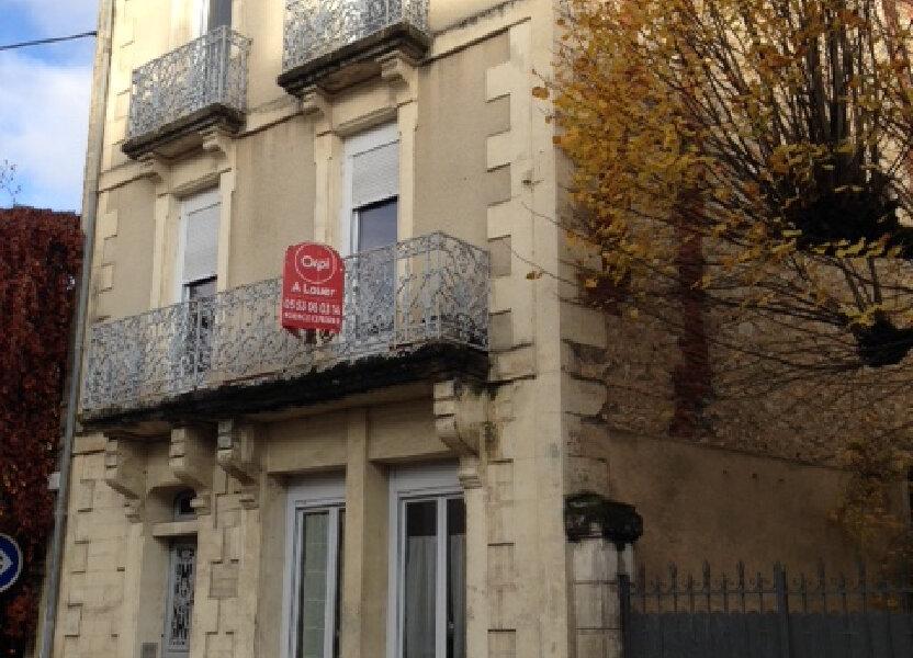 Appartement à louer 45m2 à Périgueux