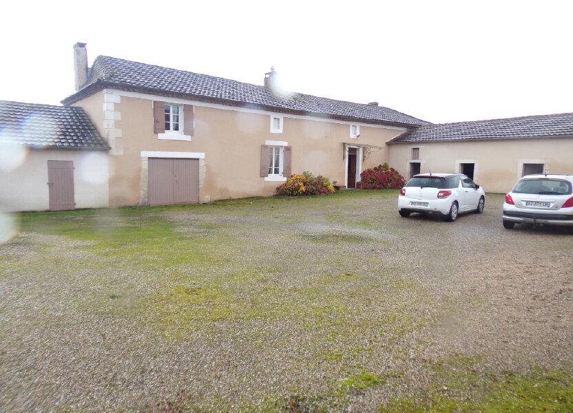 Maison à vendre 123m2 à Creyssensac-et-Pissot