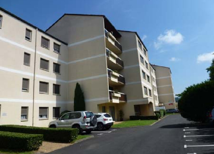 Appartement à louer 29.23m2 à Périgueux