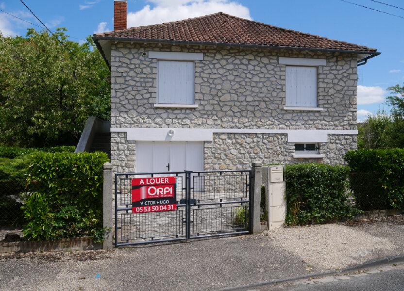 Maison à louer 90m2 à Terrasson-Lavilledieu