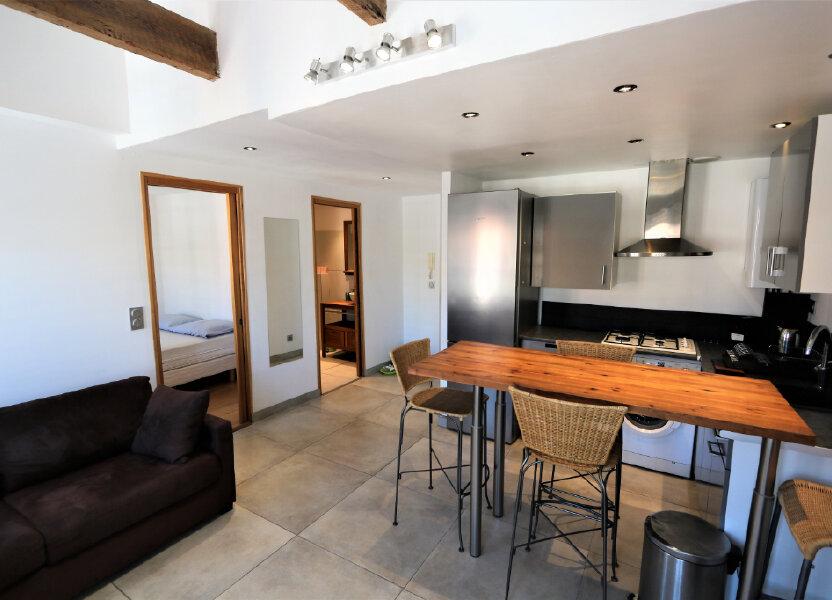 Appartement à louer 34m2 à Cannes