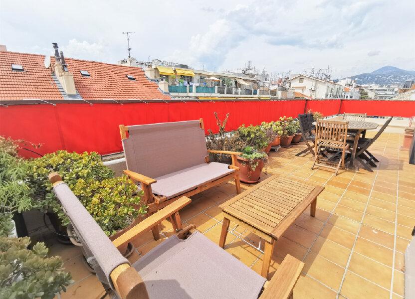 Appartement à louer 34m2 à Nice