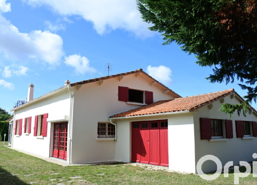 Maison à vendre 100m2 à Breuillet