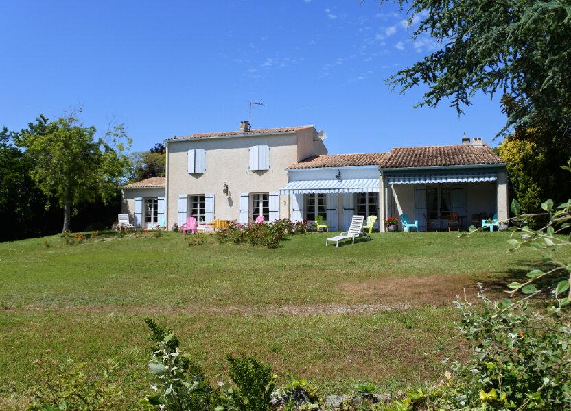 Maison à vendre 210m2 à Breuillet