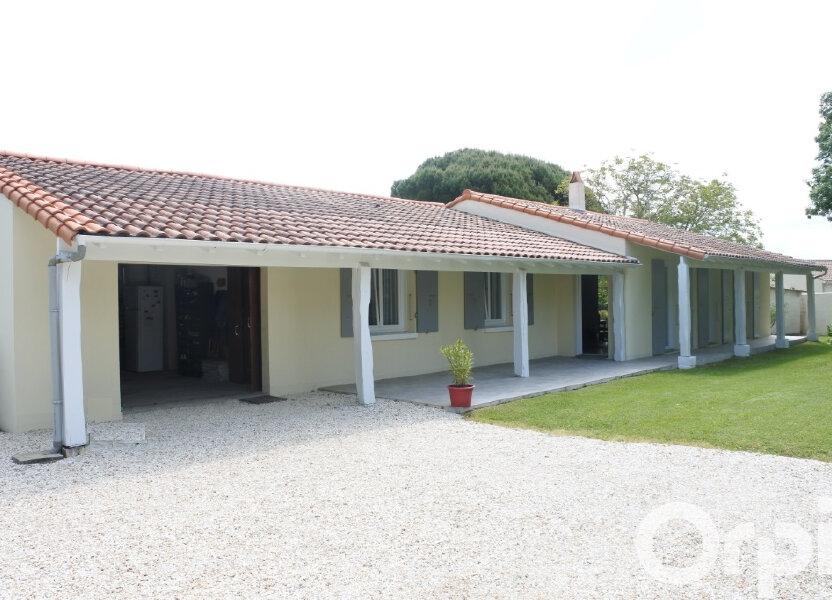 Maison à vendre 132m2 à Breuillet