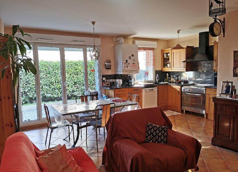 Appartement à vendre 77.55m2 à Mondelange