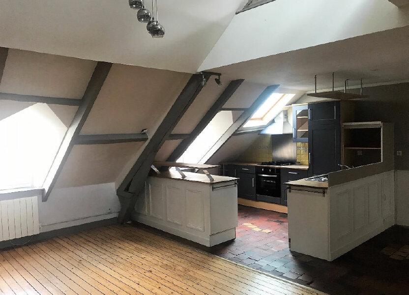 Appartement à vendre 56.57m2 à Fleury-sur-Orne