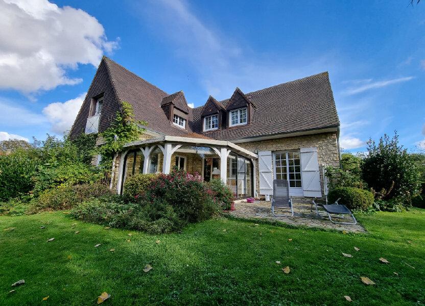 Maison à vendre 168m2 à Saint-Contest