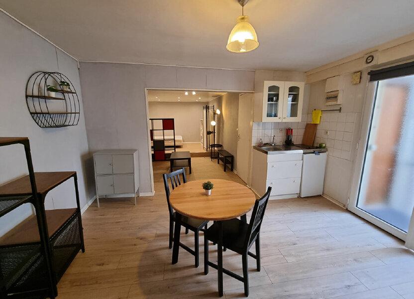 Appartement à louer 35.94m2 à Caen
