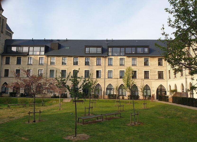 Appartement à louer 69.51m2 à Caen