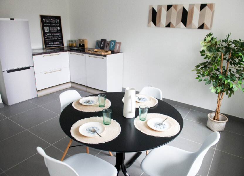 Appartement à vendre 70m2 à Saint-Just-Saint-Rambert