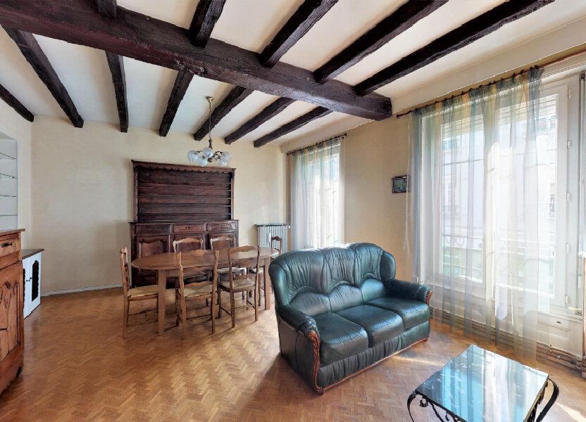 Appartement à vendre 78m2 à La Talaudière