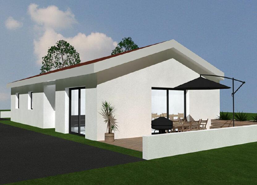 Maison à vendre 90m2 à Saint-Just-Saint-Rambert