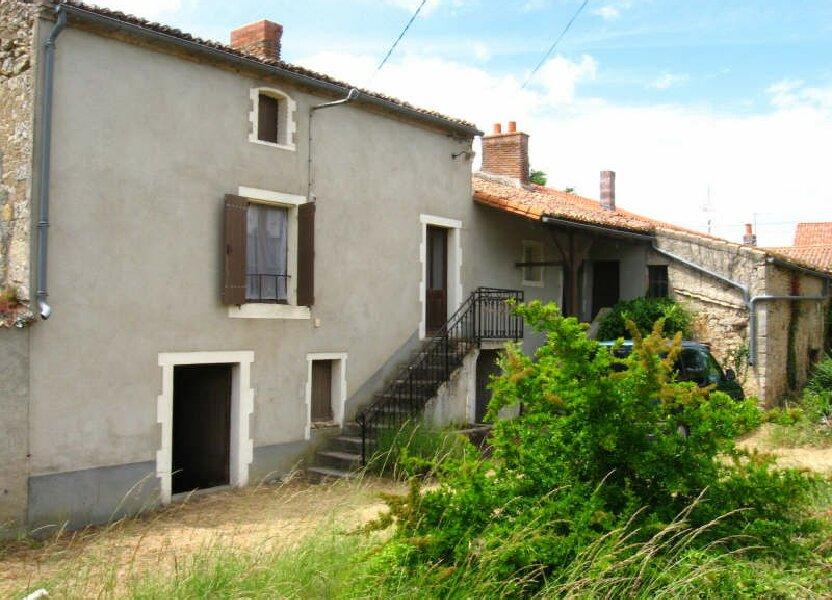 Maison à vendre 52m2 à Saint-Loup-Lamairé