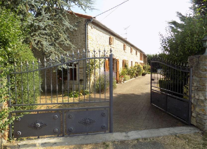 Maison à vendre 200m2 à Thénezay