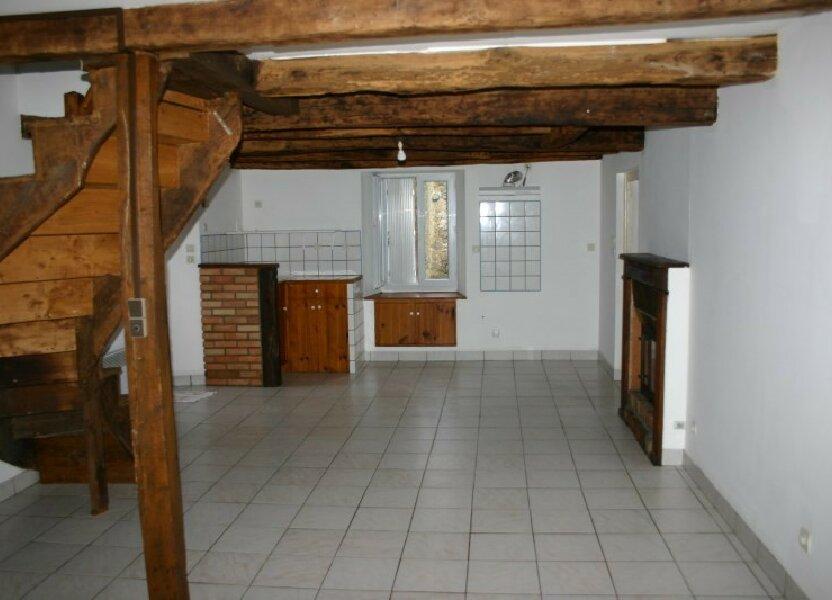Maison à louer 72m2 à Azay-sur-Thouet