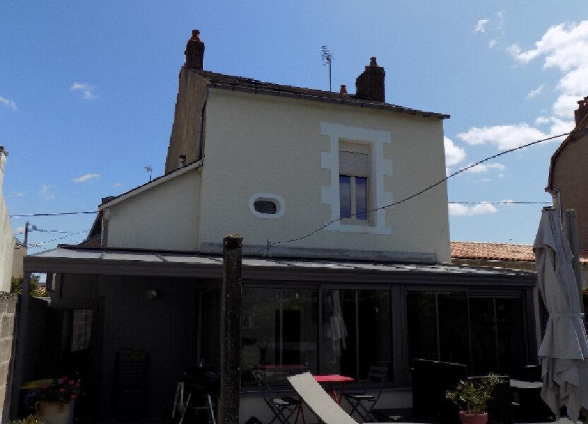 Maison à vendre 111m2 à Parthenay