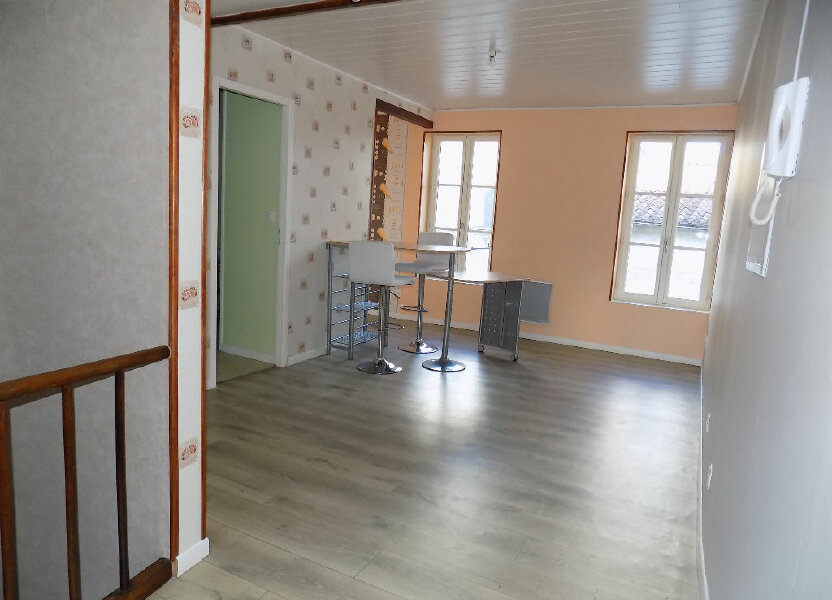 Appartement à louer 33m2 à Parthenay