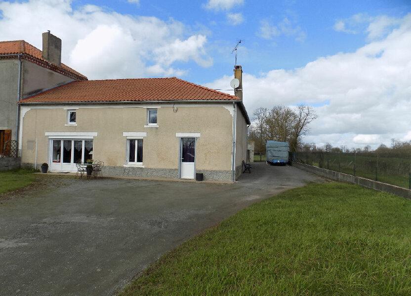 Maison à vendre 112m2 à Amailloux