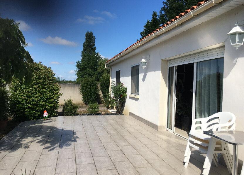 Maison à vendre 98m2 à Amailloux