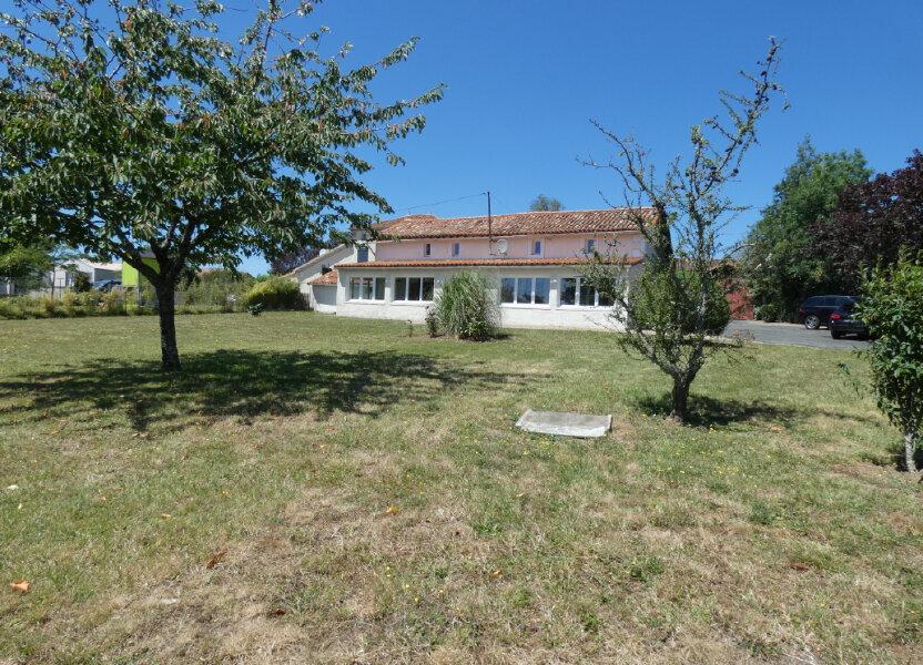 Maison à vendre 167m2 à Saint-Pardoux
