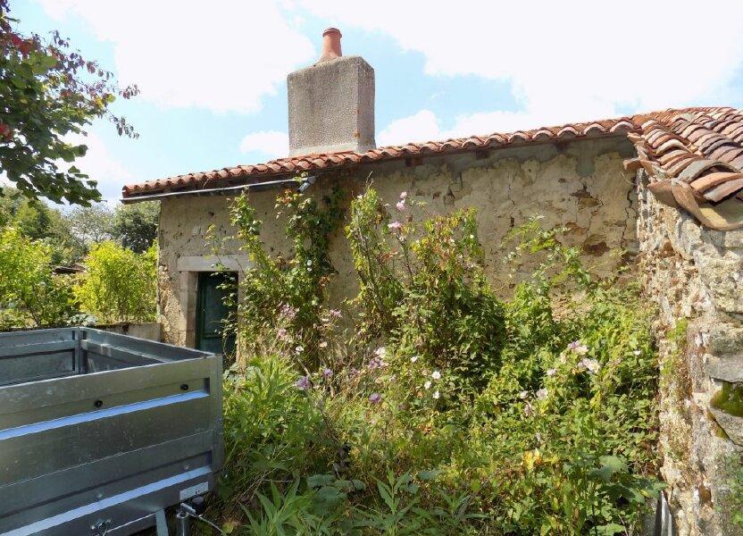 Maison à vendre 50m2 à Amailloux