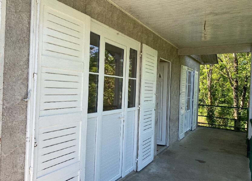Maison à louer 73.84m2 à Saint-Loup-Lamairé