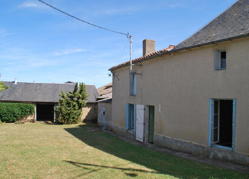 Maison à vendre 110m2 à Saint-Jouin-de-Marnes