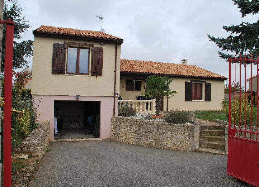 Maison à vendre 137m2 à Airvault