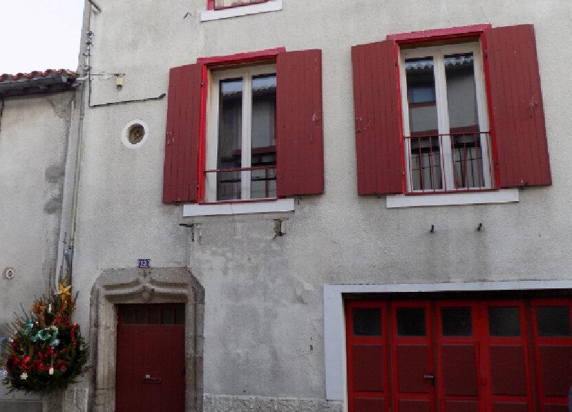 Maison à vendre 135m2 à Parthenay