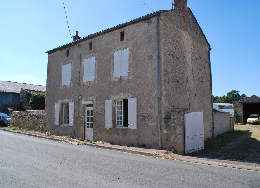 Maison à vendre 50m2 à Tessonnière