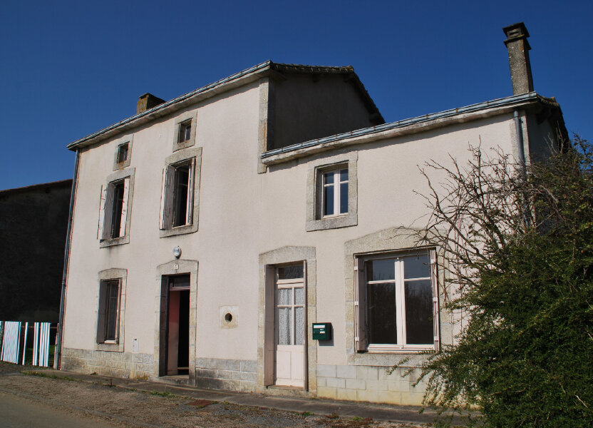 Maison à vendre 95m2 à La Boissière-en-Gâtine