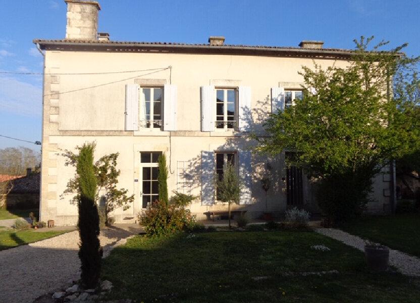 Maison à vendre 205m2 à Champdeniers-Saint-Denis