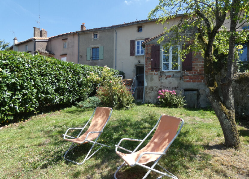 Maison à vendre 134m2 à Parthenay