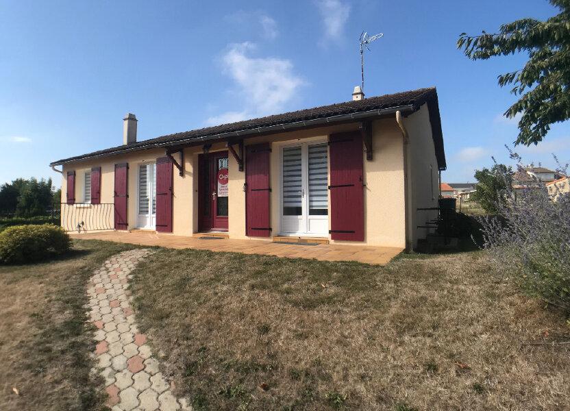 Maison à vendre 117m2 à Saint-Aubin-le-Cloud