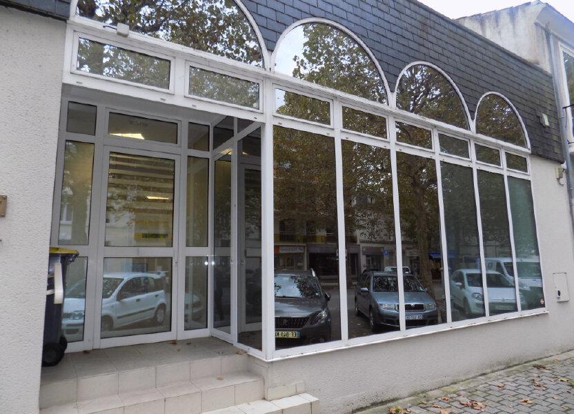 Immeuble à vendre 213m2 à Parthenay