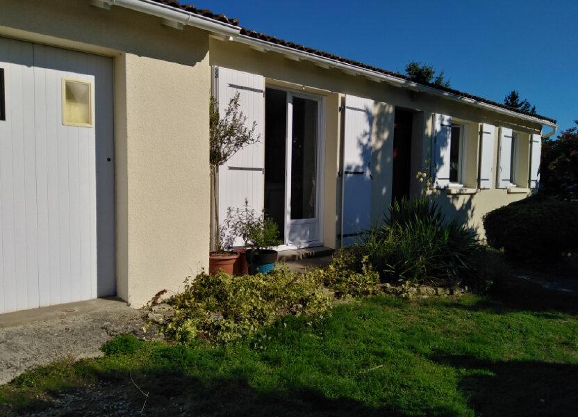 Maison à louer 87m2 à Châtillon-sur-Thouet