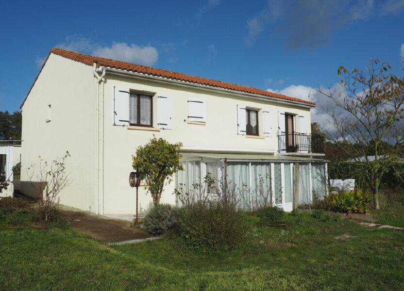 Maison à vendre 160m2 à Azay-sur-Thouet