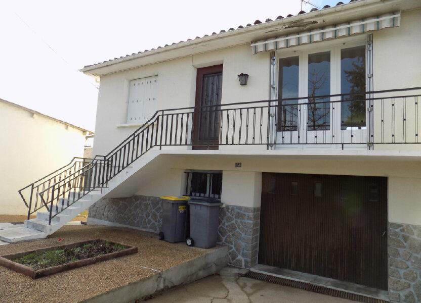 Maison à louer 85m2 à Parthenay